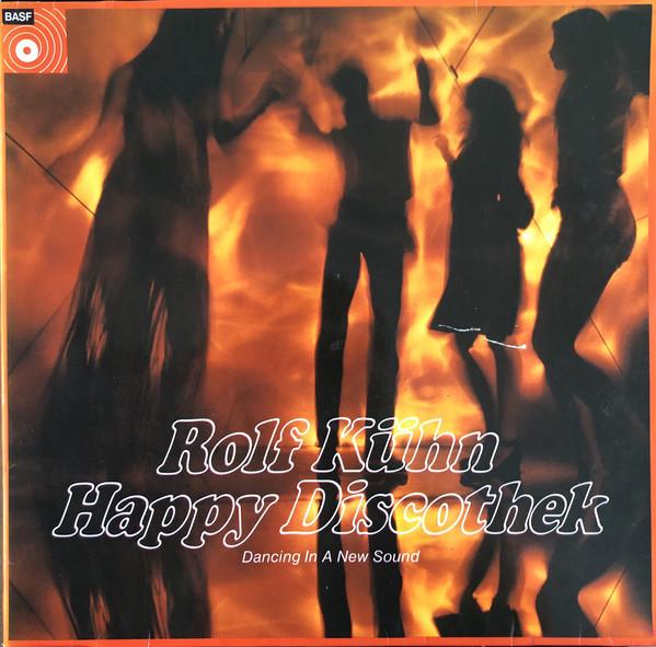 Cover Rolf Kühn - Happy Discothek (LP, Album) Schallplatten Ankauf