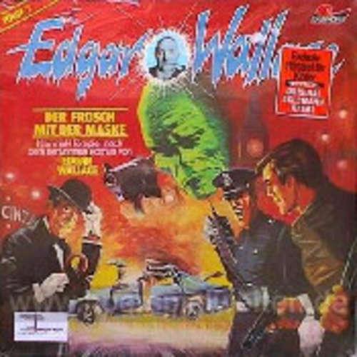 Bild Edgar Wallace / Hans-Joachim Herwald - Edgar Wallace  2 - Der Frosch Mit Der Maske (LP) Schallplatten Ankauf