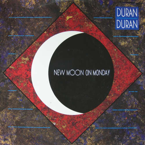 Cover Duran Duran - New Moon On Monday (12, Single) Schallplatten Ankauf