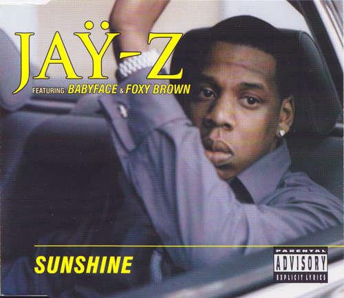 Cover zu Jaÿ-Z* Featuring Babyface & Foxy Brown - Sunshine (CD, Single) Schallplatten Ankauf