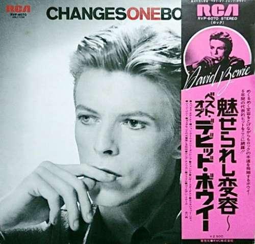 Cover David Bowie - Changesonebowie (LP, Comp) Schallplatten Ankauf
