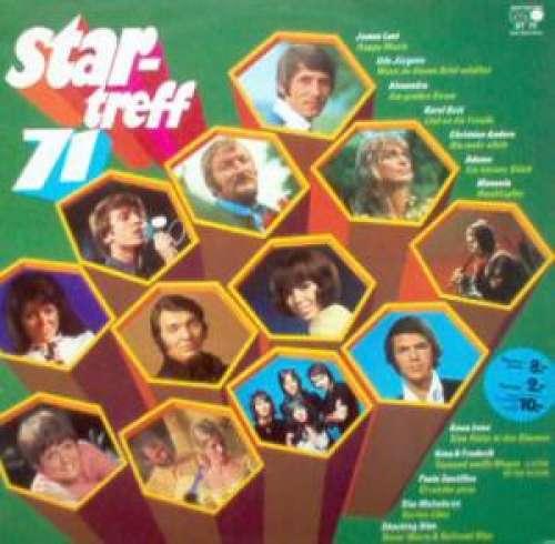 Bild Various - Startreff 71 (LP, Comp) Schallplatten Ankauf
