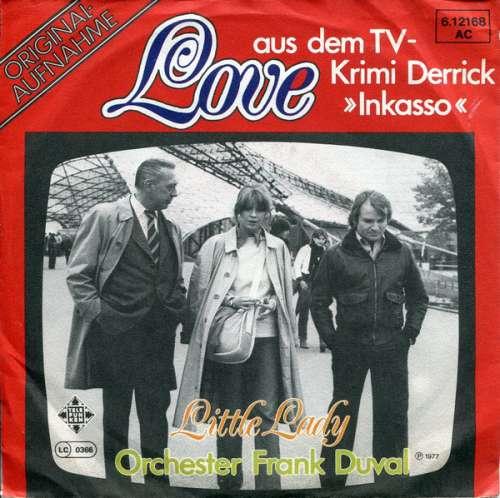 Cover Orchester Frank Duval* - Love (7, Single) Schallplatten Ankauf