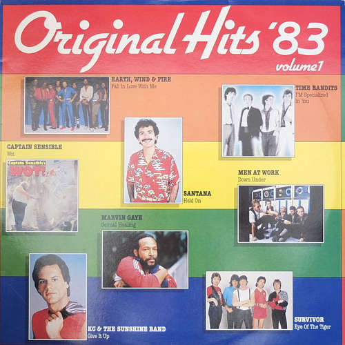 Bild Various - Original Hits '83 (LP, Comp) Schallplatten Ankauf