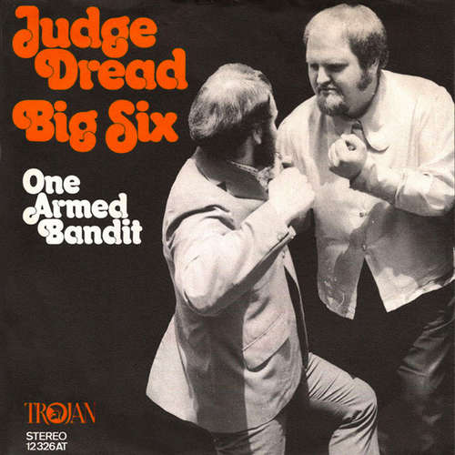 Cover Judge Dread - Big Six (7, Single) Schallplatten Ankauf