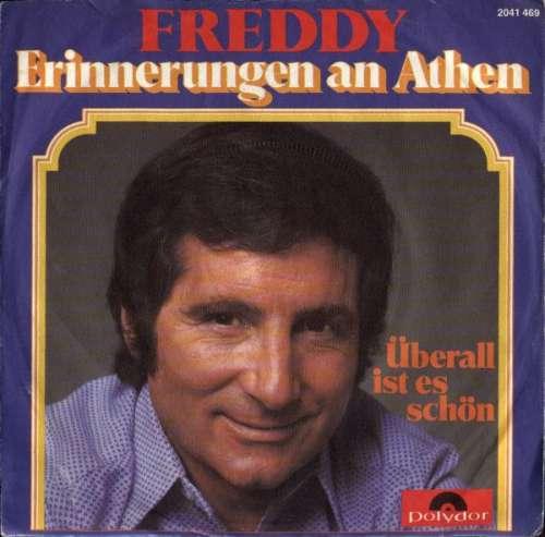 Bild Freddy* - Erinnerungen An Athen (7) Schallplatten Ankauf