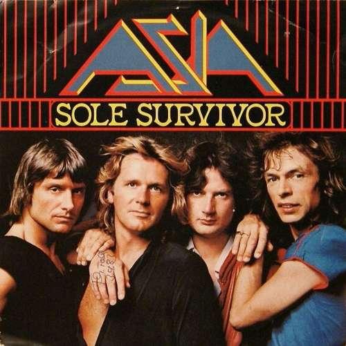 Bild Asia (2) - Sole Survivor (7, Single) Schallplatten Ankauf