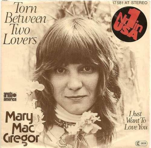 Bild Mary MacGregor - Torn Between Two Lovers (7, Single) Schallplatten Ankauf