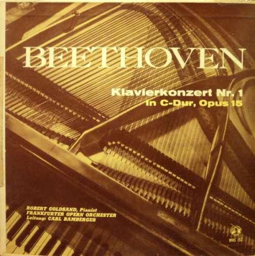 Bild Beethoven* — Robert Goldsand , Pianist - Frankfurter Opern Orchester* - Leitung: Carl Bamberger - Klavierkonzert Nr. 1 In C-Dur, Opus 15 (10, Mono) Schallplatten Ankauf