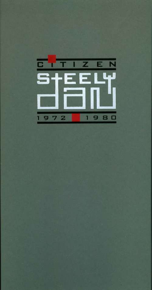 Cover zu Steely Dan - Citizen Steely Dan 1972-1980 (4xCD, Comp, RE + Box, Dig) Schallplatten Ankauf