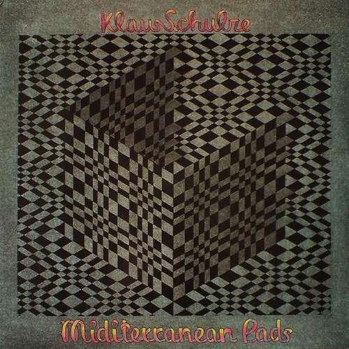Cover zu Klaus Schulze - Miditerranean Pads (LP, Album) Schallplatten Ankauf