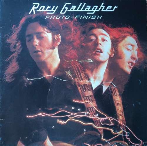 Cover Rory Gallagher - Photo-Finish (LP, Album, Gat) Schallplatten Ankauf