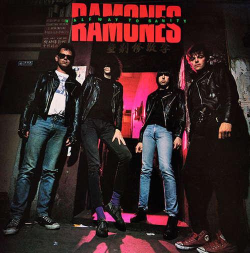Cover Ramones - Halfway To Sanity (LP, Album) Schallplatten Ankauf