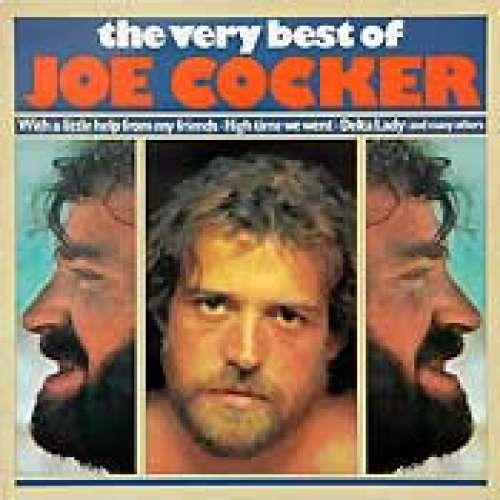 Cover Joe Cocker - The Very Best Of Joe Cocker (LP, Comp) Schallplatten Ankauf