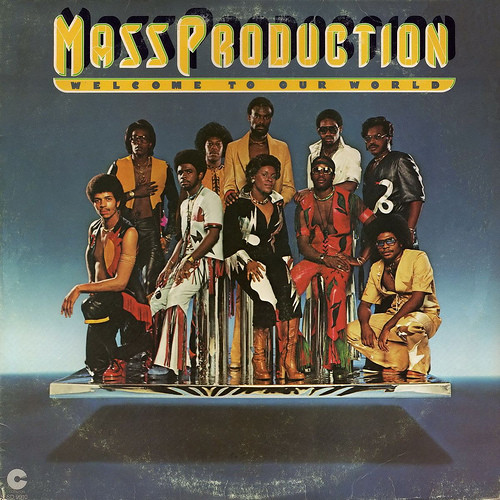 Bild Mass Production - Welcome To Our World (LP, Album, Pre) Schallplatten Ankauf