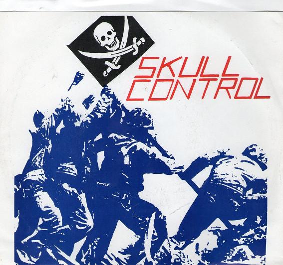 Cover Skull Control - Building Models / Hot Stumps (7, Red) Schallplatten Ankauf