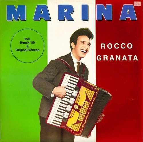 Cover Rocco Granata - Marina (Remix '89) (12) Schallplatten Ankauf