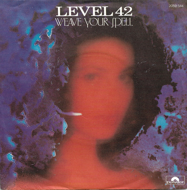 Cover Level 42 - Weave Your Spell (7, Single) Schallplatten Ankauf