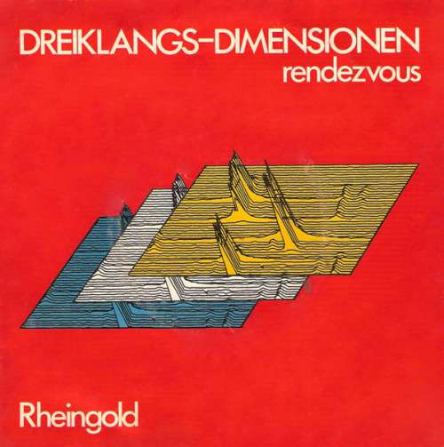 Cover Rheingold - Dreiklangs-Dimensionen (7, Single) Schallplatten Ankauf