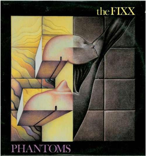 Bild The Fixx - Phantoms (LP, Album, Glo) Schallplatten Ankauf