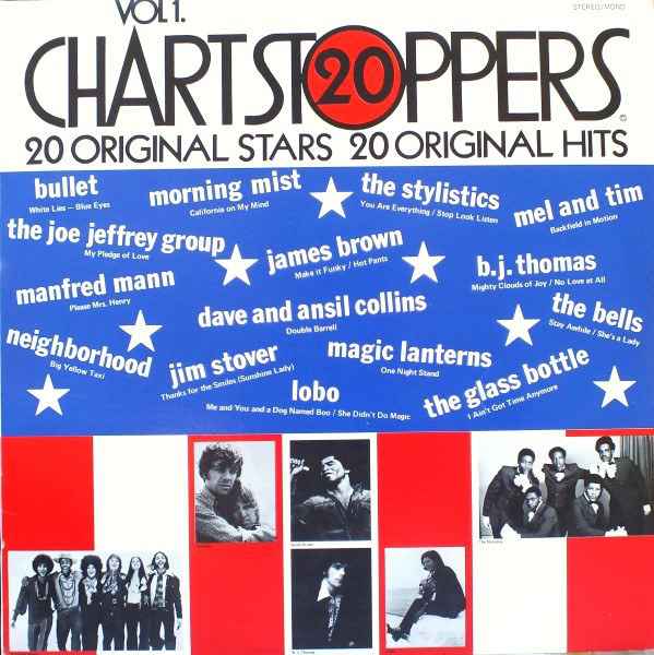 Cover Various - 20 Chartstoppers Vol 1. (LP, Comp) Schallplatten Ankauf