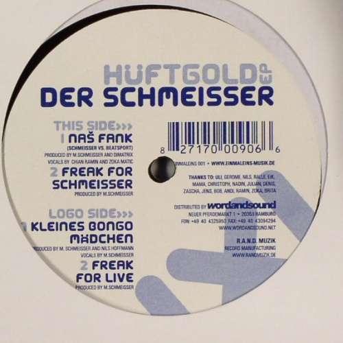 Cover zu Der Schmeisser - Hüftgold EP (12, EP) Schallplatten Ankauf