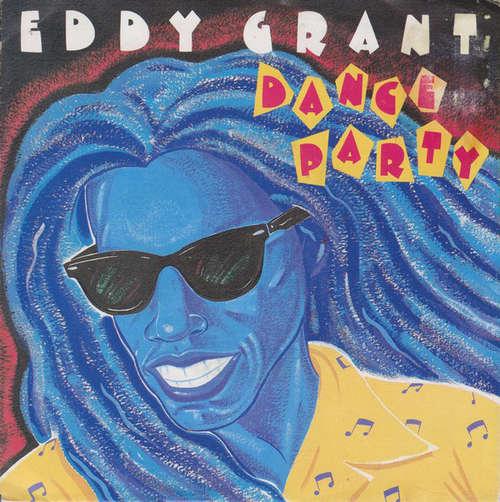 Cover Eddy Grant - Dance Party (7, Single) Schallplatten Ankauf