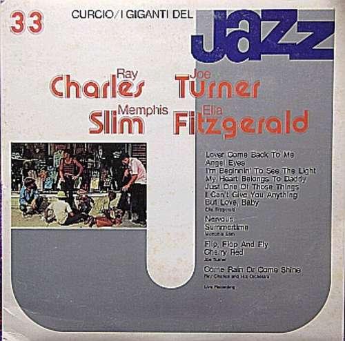 Bild Ella Fitzgerald / Memphis Slim / Joe Turner* / Ray Charles And His Orchestra - I Giganti Del Jazz Vol. 33 (LP, Comp, RE) Schallplatten Ankauf