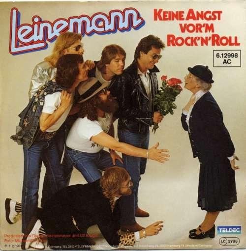 Bild Leinemann - Keine Angst Vor'm Rock'n'Roll (7, Single) Schallplatten Ankauf