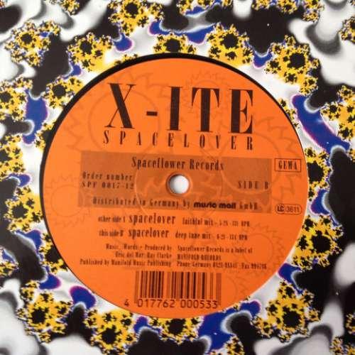 Cover X-Ite - Spacelover (12) Schallplatten Ankauf
