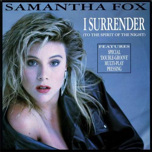 Cover Samantha Fox - I Surrender (To The Spirit Of The Night) (12) Schallplatten Ankauf