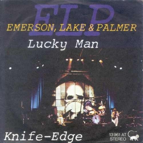 Bild Emerson, Lake & Palmer - Lucky Man / Knife-Edge (7, Single) Schallplatten Ankauf