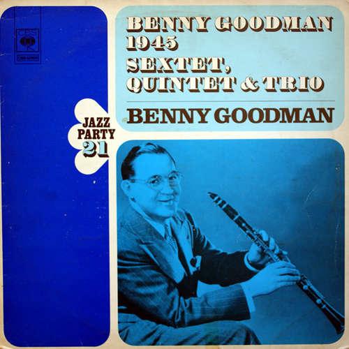 Bild Benny Goodman : Sextet*, Quintet* & Trio* - 1945 (LP, Comp) Schallplatten Ankauf