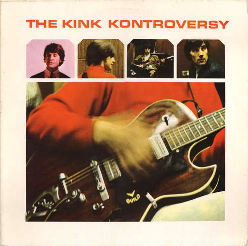 Cover The Kinks - The Kink Kontroversy (LP, Album, RE) Schallplatten Ankauf