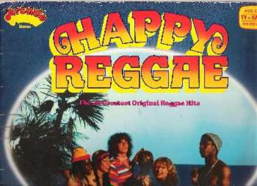 Cover Various - Happy Reggae (LP, Comp) Schallplatten Ankauf
