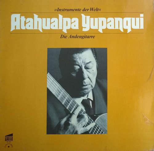 Cover Atahualpa Yupanqui - Die Andengitarre (LP) Schallplatten Ankauf