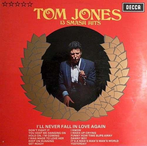 Bild Tom Jones - 13 Smash Hits (LP, Album) Schallplatten Ankauf