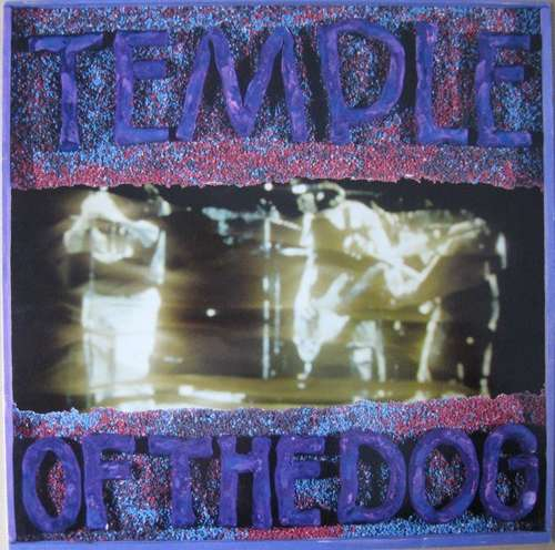 Cover zu Temple Of The Dog - Temple Of The Dog (LP, Album) Schallplatten Ankauf