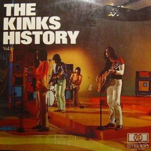Cover The Kinks - History Vol. 1 (2xLP, Comp) Schallplatten Ankauf