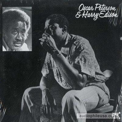 Cover Oscar Peterson & Harry Edison - Oscar Peterson & Harry Edison (LP, Album) Schallplatten Ankauf