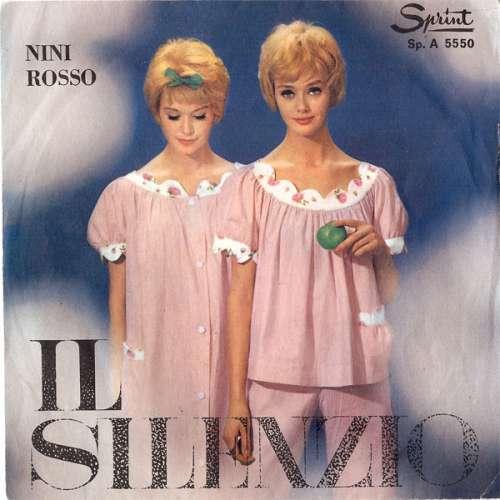 Bild Nini Rosso - Il Silenzio (7, Single, RE) Schallplatten Ankauf