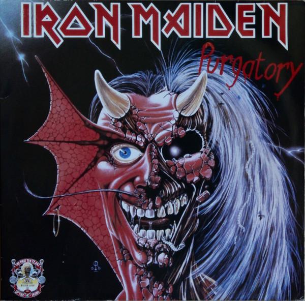 Bild Iron Maiden - Purgatory · Maiden Japan (2x12, Comp, Ltd) Schallplatten Ankauf
