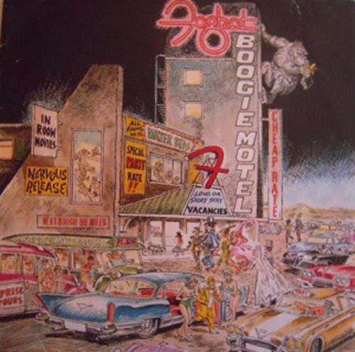Bild Foghat - Boogie Motel (LP, Album) Schallplatten Ankauf