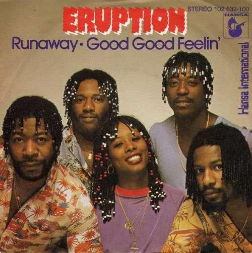 Bild Eruption (4) - Runaway / Good Good Feelin' (7, Single) Schallplatten Ankauf