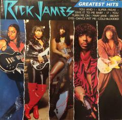 Bild Rick James - Greatest Hits (LP, Comp) Schallplatten Ankauf
