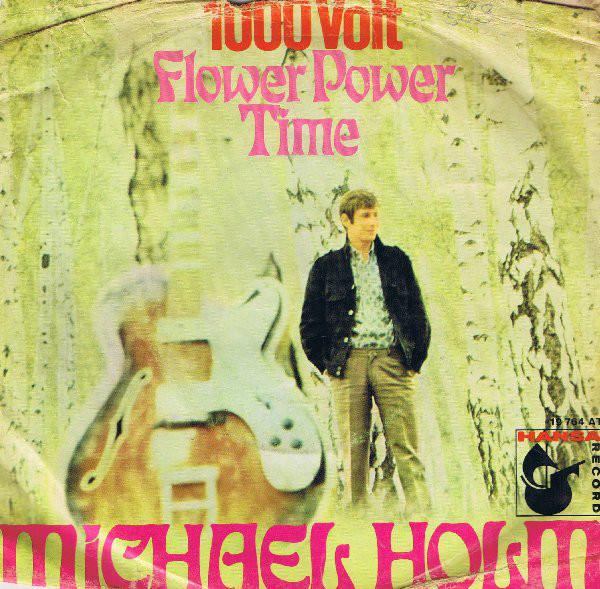 Bild Michael Holm - 1000 Volt (7, Single) Schallplatten Ankauf