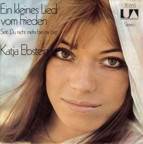 Bild Katja Ebstein - Ein Kleines Lied Vom Frieden (7, Single) Schallplatten Ankauf