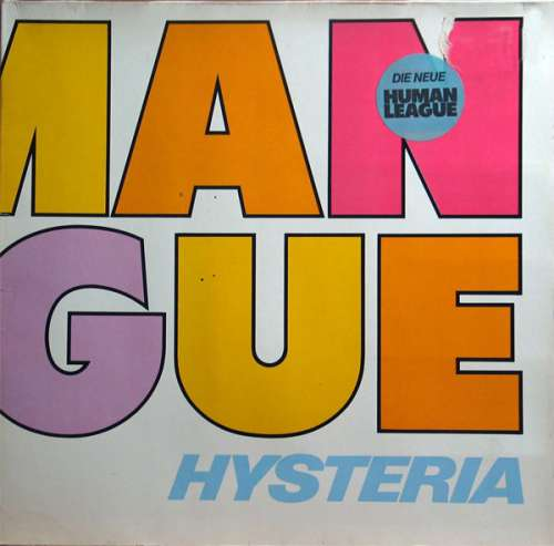 Bild The Human League - Hysteria (LP, Album, Gat) Schallplatten Ankauf