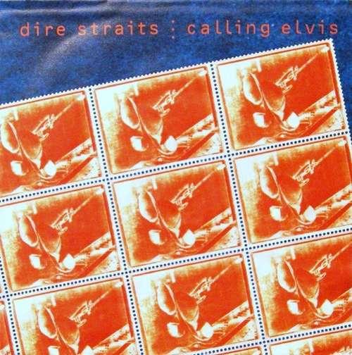 Bild Dire Straits - Calling Elvis (7, Single) Schallplatten Ankauf