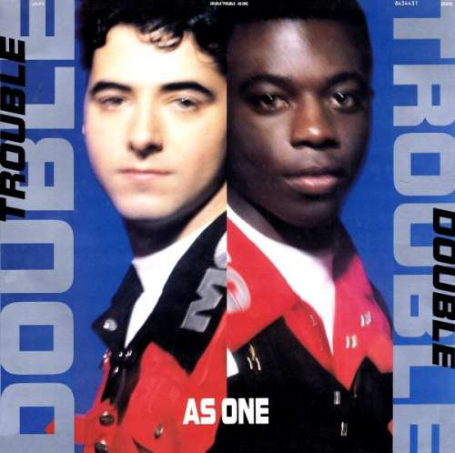 Bild Double Trouble - As One (LP) Schallplatten Ankauf